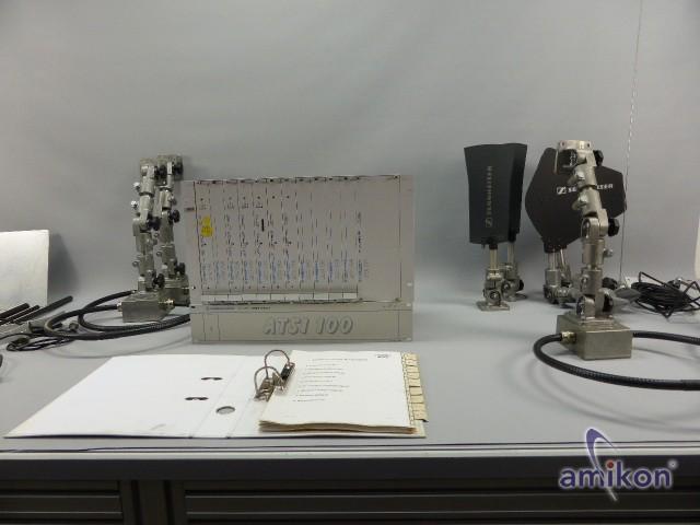 Rohde & Schwarz ICS Infotainment Prüfsystem ATSI 100