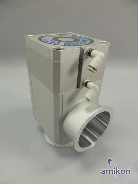 SMC Hochvakuum-Eckventil, Pneumatik XLG-63