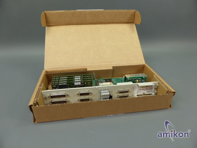Siemens Simodrive Regelungseinschub 6SN1118-0DH23-0AA1 Version:D neu !!