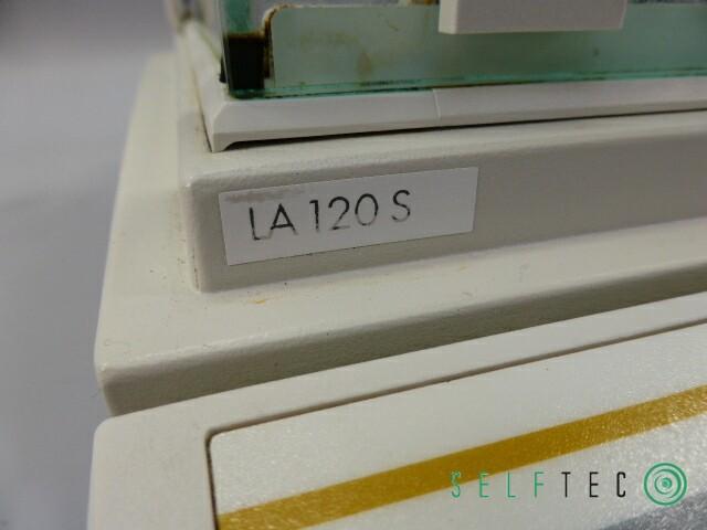 Sartorius Lab Analytical Digital Waage LA120S Messwertdrucker YDP03-0CE – Bild 3