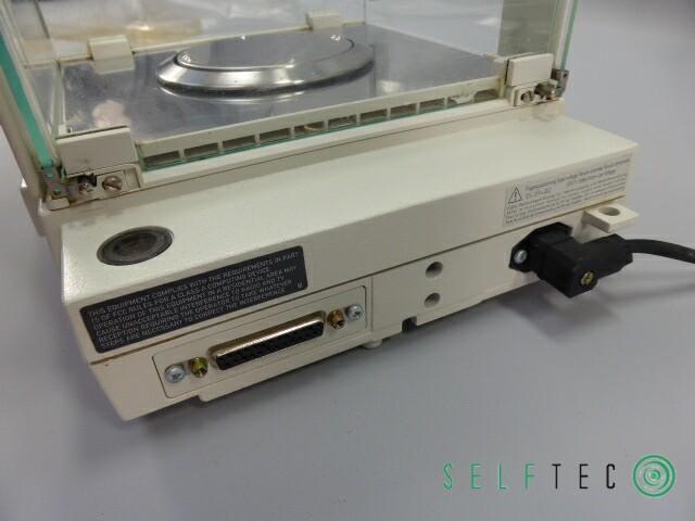 Sartorius Lab Analytical Digital Waage LA120S Messwertdrucker YDP03-0CE – Bild 4
