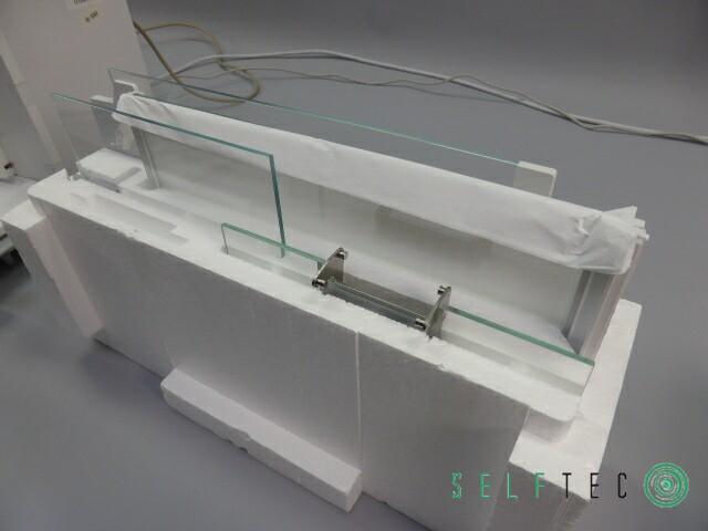 Mettler Toledo Analysenwaage XP205DR DeltaRange RS-P42 Printer Care Pac S – Bild 6