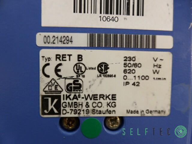 IKA Magnetrührer RET basic – Bild 3