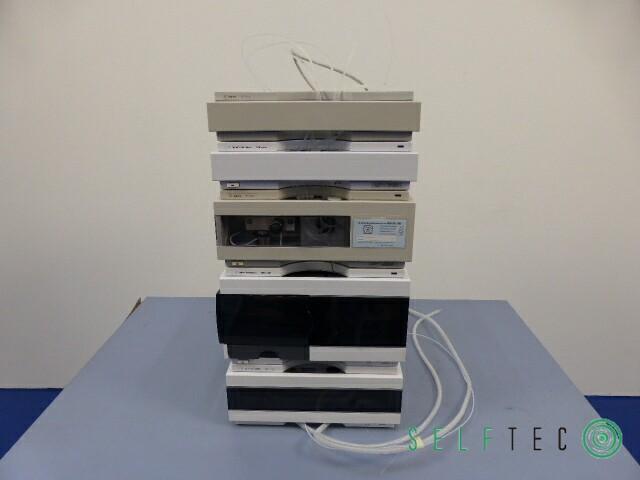 Agilent 1100 1200 Series HPLC System G1379A G1311A G1329B G1330B – Bild 1