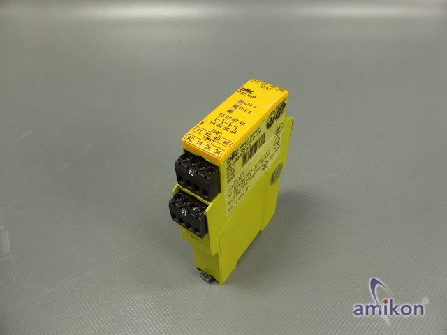 Pilz Kontakterweiterungsblock PZE X4P 24VDC 4n/o 777585  Hover