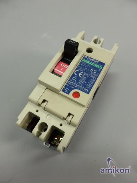 Mitsubishi N0-Fuse Breaker NF50-CW 50A LN327N143-1 H12