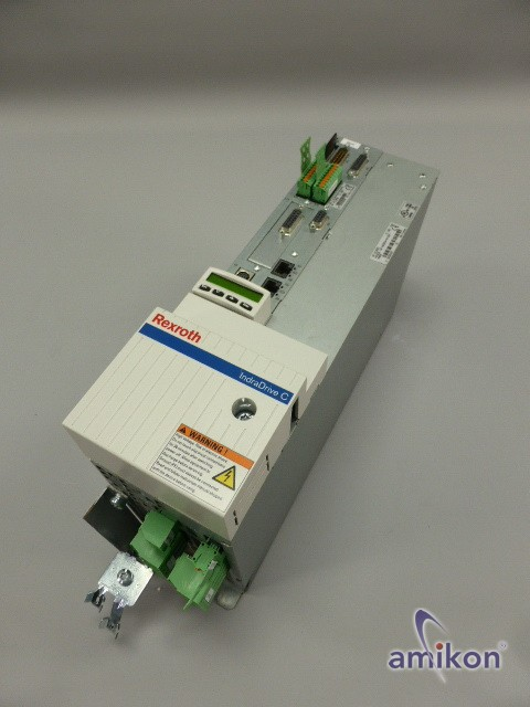 Bosch IndraDrive HCS02.1E-W0054-A-03-NNNN CSH01.1C-S3-ENS-EN2-MA1-S2-S-NN-FW