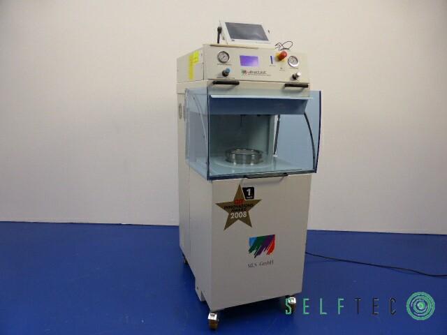 MLS ultraCLAVE System Automation in der Aufschlusstechnik – Bild 1