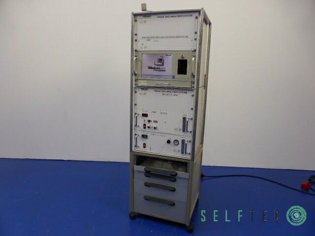 GOW-MAC Trace Gas Analyser System GM 100 HF-ADD – Bild 1