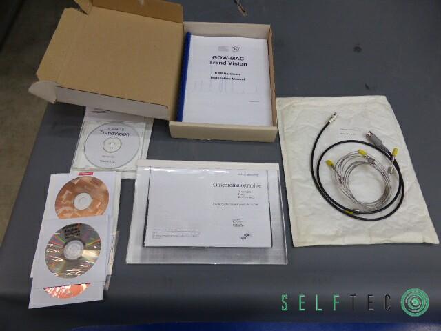 GOW-MAC Trace Gas Analyser System GM 100 HF-ADD – Bild 6