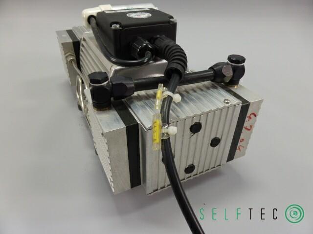 Oerlikon Leybold Vorvakuumpumpe DIVAC 0.8 LT 12783 01 – Bild 4