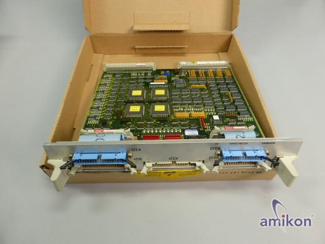 Siemens Impulsverteiler und Störauswertebaugruppe 6SC9811-4DA04