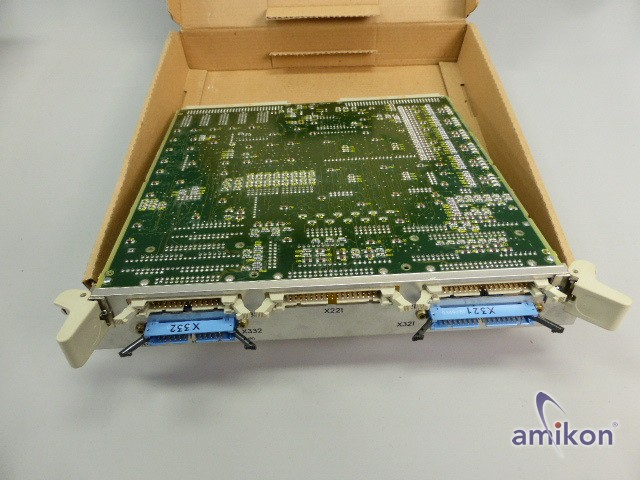 Siemens Impulsverteiler und Störauswertebaugruppe 6SC9811-4DA04  Hover