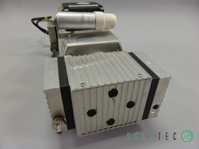 Oerlikon Leybold Vorvakuumpumpe DIVAC 0.8 LT 12783 02 – Bild 3