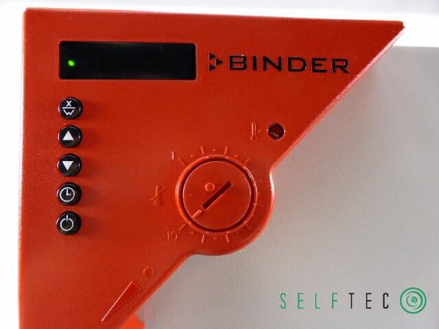 Binder Wärme-/Trockenschrank Ofen ED 53 – Bild 2