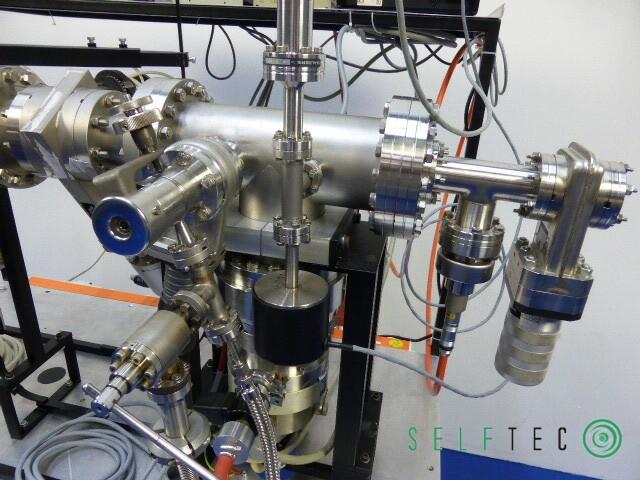 Vakuum Teststation Pumpstation Pfeiffer Leybold TRIVAC D4B TPU-240 – Bild 7