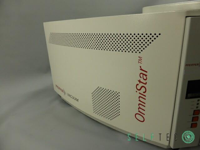 Pfeiffer Vakuum Gas Analysis System Gasanalyse GSD 301 O2 – Bild 4