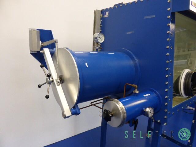 MBraun Glove Box System MB 200 B – Bild 4