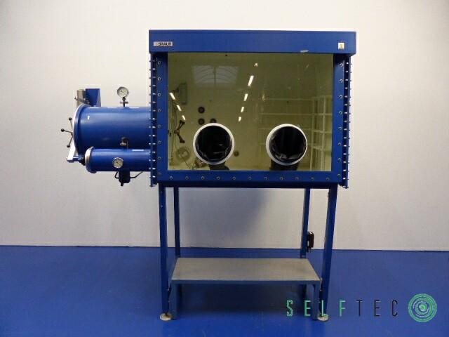 MBraun Glove Box System MB 200 B – Bild 1