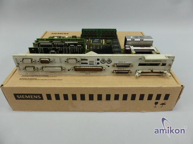Siemens Sinumerik 840D NCU 573 6FC5357-0BA33-0AE0 Version: B