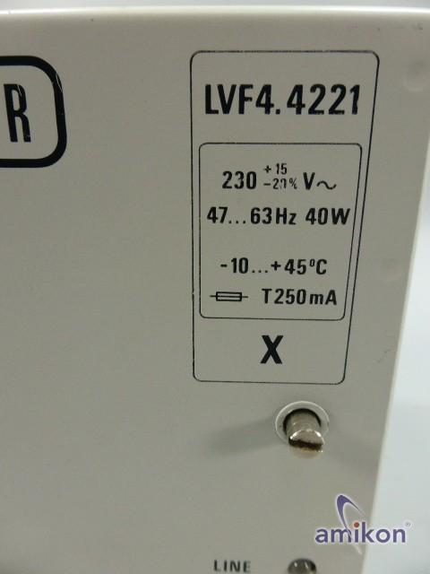 Landis & Gyr VISOGYR 04 Controller LVF4.4221   Hover