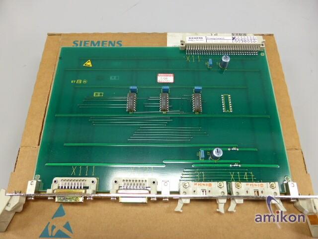 Siemens Sinumerik Monitor-Encoder 6FX1143-2BA00 neuwertig OVP  Hover