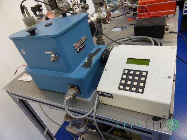 Vakuum Teststation Pumpstation Pfeiffer Leybold TRIVAC D4B DUO1.5A – Bild 9
