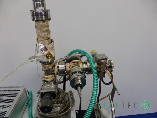 Vakuum Pumpstation Pumpstand PT 50 Pfeiffer Leybold TRIVAC D2,5E – Bild 2