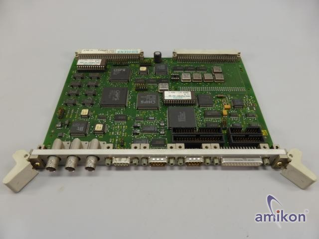 Siemens Sicomp Peripheriebaugruppe AMS-K357 C8451-A40-A49-5  Hover