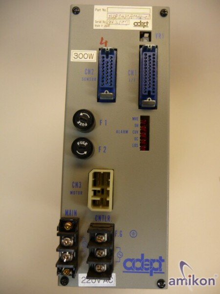 Adept Amplifier EXD1A30A00AD-01  Hover