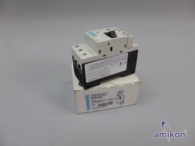 Siemens Leistungsschalter 3RV1011-0DA15 neu !