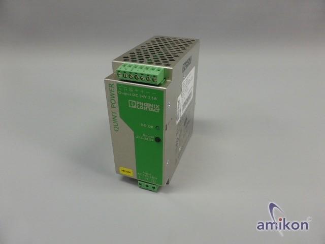 Phoenix Contact Stromversorgung QUINT-PS-100-240AC/24DC/ 2.5 - 2938578