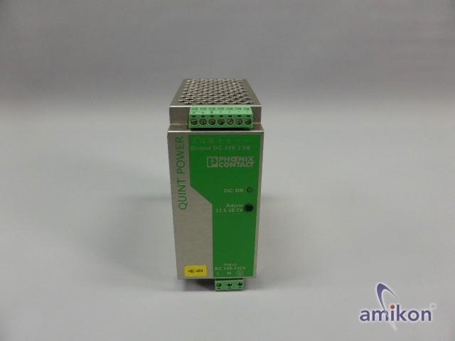 Phoenix Contact Stromversorgung QUINT-PS-100-240AC/24DC/ 2.5 - 2938578  Hover
