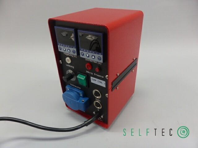 Juchheim Labor-Temperaturregler mit Mikroprozessor LTR 4200 – Bild 2