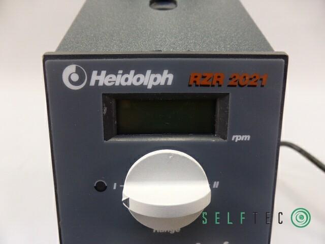 Heidolph Rührwerk RZR 2021 max. Rührmenge 20l – Bild 5