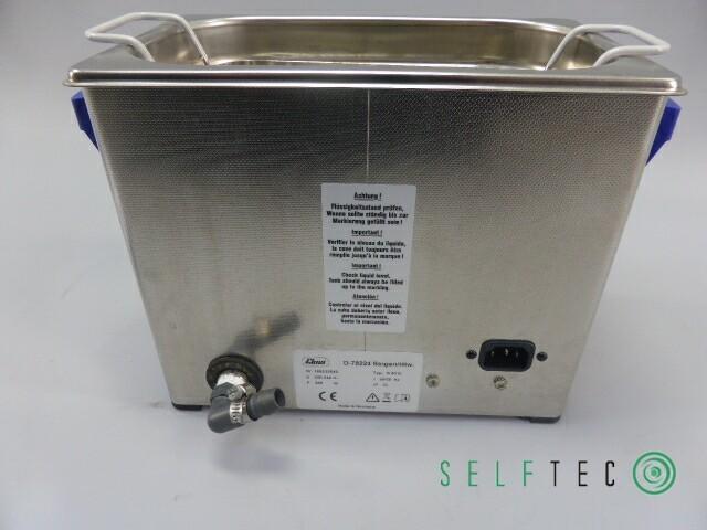 ELMASONIC S30H Ultraschall Reinigungsgerät Reinigungsbad mit Korb – Bild 7