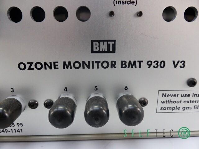 BMT Berlin OZON Monitor 930 V3 neu Ozon Messung Überwachung – Bild 7