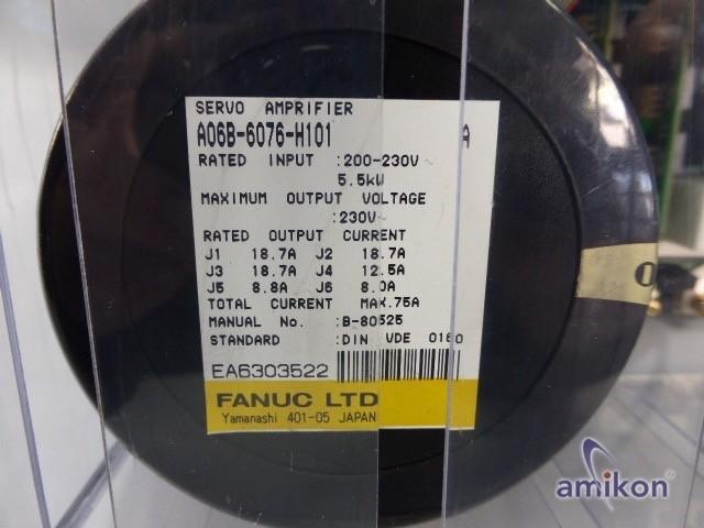 Fanuc Prozessmodule A20B-1006-0110/01A  Hover
