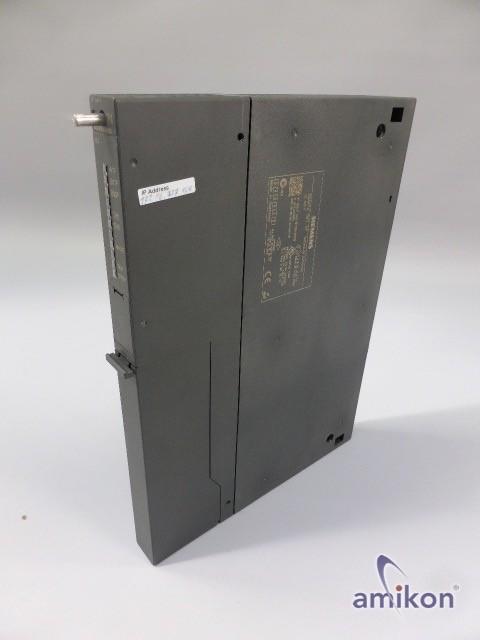 Siemens Simatic Kommunikationsprozessor 6GK7443-1EX20-0XE0 E-Stand: 3