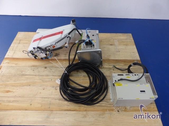 Epson SCARA Roboter G20-A01SR mit Epson Robotersteuerung RC180