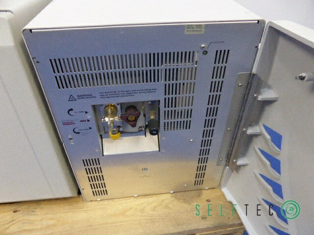 VARIAN Gas Chromatograph CP-3800 3800/3380 Ion Trap Mass Spectrometer 4000MS – Bild 8