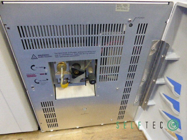 VARIAN Gas Chromatograph CP-3800 3800/3380 Ion Trap Mass Spectrometer 4000MS #2 – Bild 6