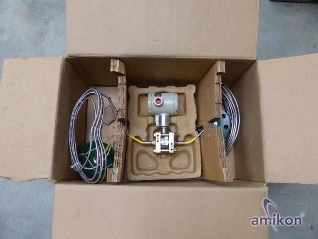 Honeywell Drucktransmitter Durchflusssensor STR13D-21B-1C0DDCBB500K-3D-B67P