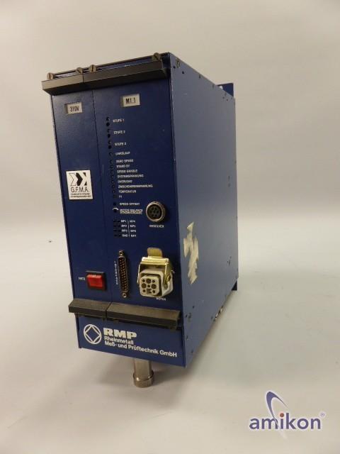 RMP Rheinmetall Steuergerät