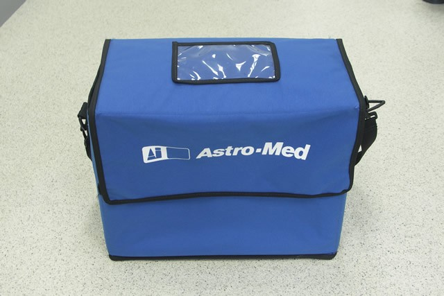 Astro-Med Data Acquisition Recorder Datenlogger Dash 8Xe  Hover