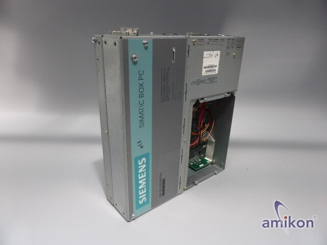 Siemens Simatic Box PC 6BK1000-0AE30-0AA0