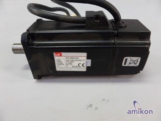 LS Mecapion AC-Servomotor APM-SB04ADK  Hover