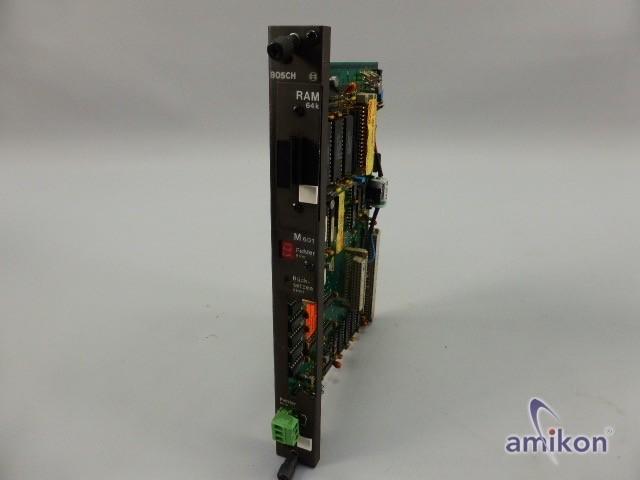 Bosch M601 Ram Modul Zentraleinheit 064837-102401