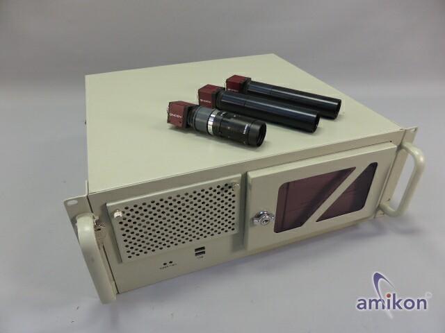 Allied Vision Technologies Kamerasystem 3 x GF 146B ASG inkl. PC  Hover