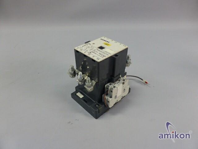 Siemens Schütz 3 polig 140A 3TK4822-0DB4
